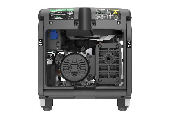 Generador Dual Fuel Natura 7000W Premium