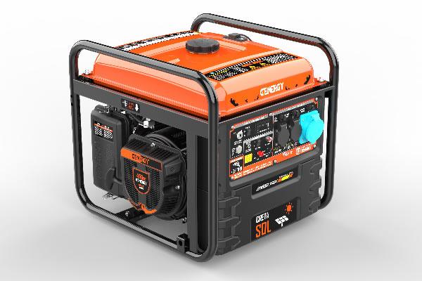 Generador Inverter Creta SOL 7500W
