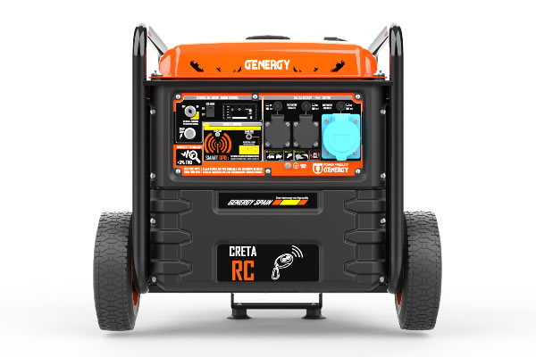 Generador Creta RC 7500W