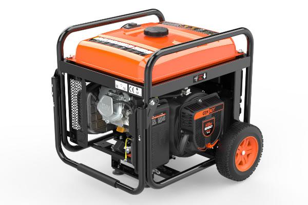 Generador Mando a Distancia Creta RC 7500W