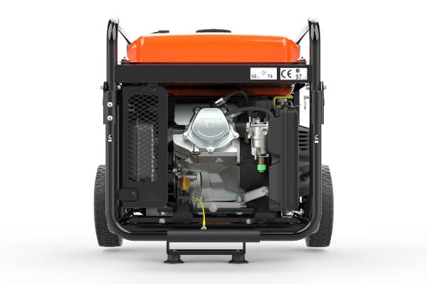 Generador Genergy Creta RC 7500W