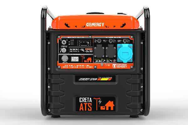 Generador Creta ATS 7500W