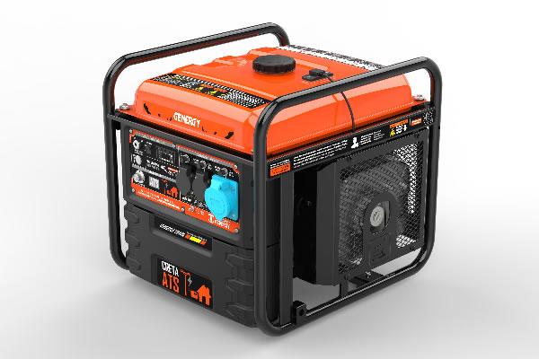 Generador Inverter Creta ATS 7500W