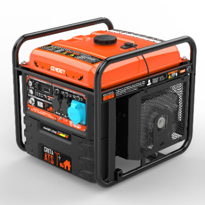 Generador automático fallo de red Creta ATS 7500W