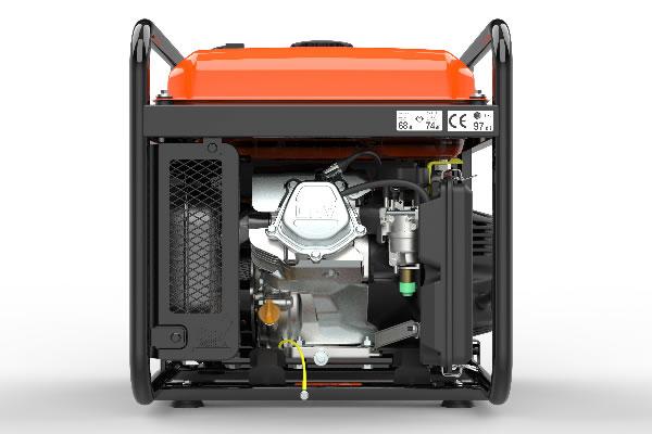 Generador Arranque Automático Creta ATS 7500W