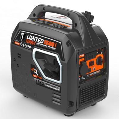Outlet Generador Diésel Limited 1500i 1600W
